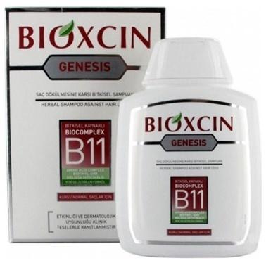 Bioxcin BIOXCIN Genesis Şampuan 300 ml - Yağlı Saçlar Renksiz